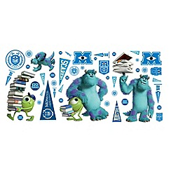 Disney - Monsters University basic stickers