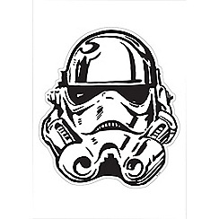 Star Wars - Star Wars Stormtrooper Full Face Maxi Sticker