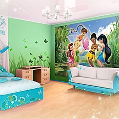 Disney - Disney Fairies Tinkerbell Wall Mural