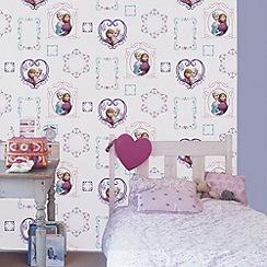Disney - Frozen Frames Wallpaper