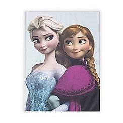 Disney - Frozen Elsa and Anna Printed Canvas Printed Canvas