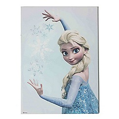 Disney - Frozen Elsa Printed Canvas Printed Canvas