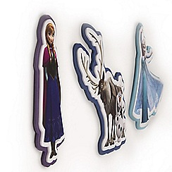 Disney - Frozen 3 Piece Foam Stickers