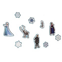 Disney - Frozen 10 piece Foam Stickers