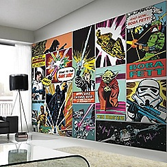 Star Wars - Digital Mural Star Wars