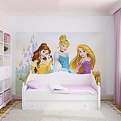 Disney - Digital Mural Princess