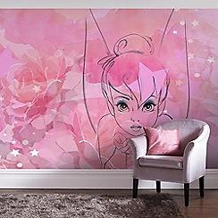 Disney - Digital Mural Tink