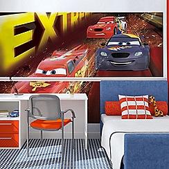 Disney - Digital Mural Cars