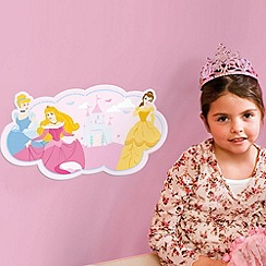 Disney - Princess Foam Wall Decor