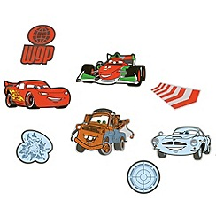Disney - Cars 2 Mini Foam Elements 24pcs