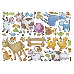 Disney - Farm Wall Sticker