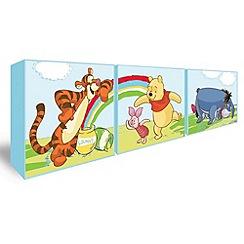 Disney - Winnie the Pooh Set of 3 Box Art