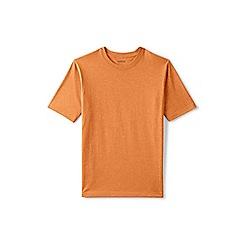 Lands' End - Orange short sleeve super t-shirt