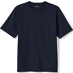 Lands' End - Blue short sleeved super t-shirt