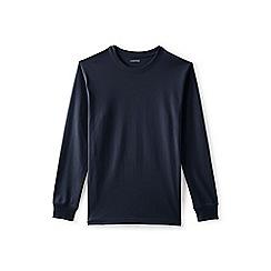 Lands' End - Blue tall long sleeved super t-shirt