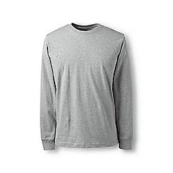 Lands' End - Grey tall long sleeved super t-shirt