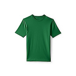 Lands' End - Green short sleeve tailored fit super t-shirt
