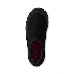 Lands' End - Black boys' all weather slip-on shoes