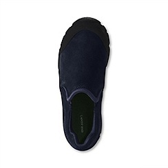 Lands' End - Blue boys' all weather slip-on shoes