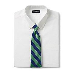 Lands' End - Multi wide stripe silk tie