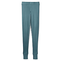 Lands' End - Blue plus lightweight silk longjohns