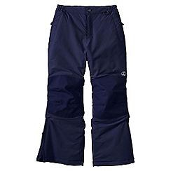 Lands' End - Blue little girls' squall ski pants