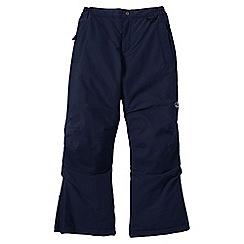 Lands' End - Blue little boys' squall ski pants