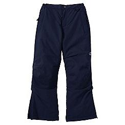 Lands' End - Blue boys' squall ski pants