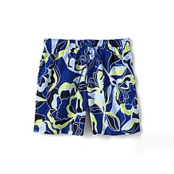Lands' End - Multi men's patterned 6˝ swim shorts