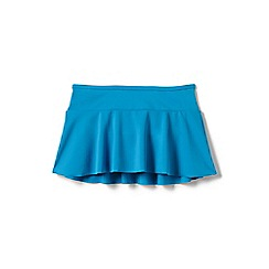 Lands' End - Girls' blue beach basics swimming