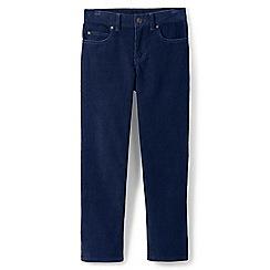 Lands' End - Blue toddler boys' cord jeans