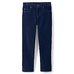 Lands' End - Blue boys' cord jeans