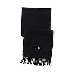 Lands' End - Black cashtouch scarf