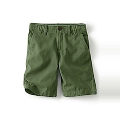 Lands' End - Green boys' cadet short
