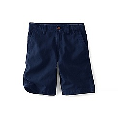 Lands' End - Boys' blue cadet shorts