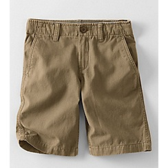 Lands' End - Beige little boys' cadet short