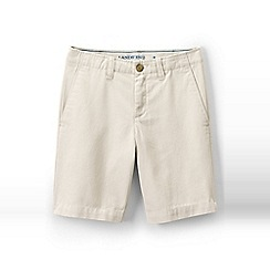 Lands' End - Beige boys' cadet short