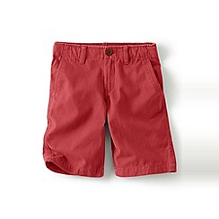 Lands' End - Red boys' cadet short