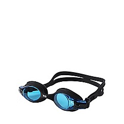 Lands' End - Black youth swim goggles
