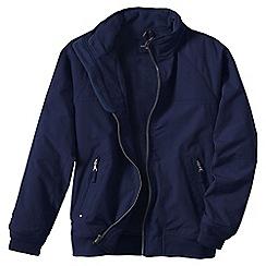 Lands' End - Blue regular classic squall jacket
