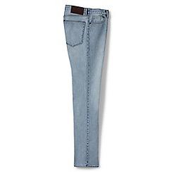 Lands' End - Blue stretch denim slim fit jeans
