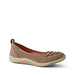 Lands' End - Brown Wide Bungee Ballets