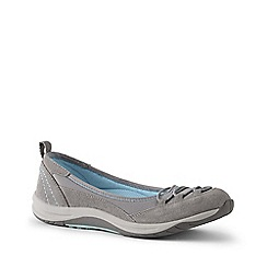 Lands' End - Grey Wide Bungee Ballets