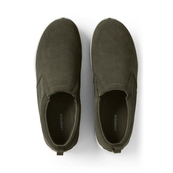 Green everyday End on slip shoes Lands' regular pS5wq