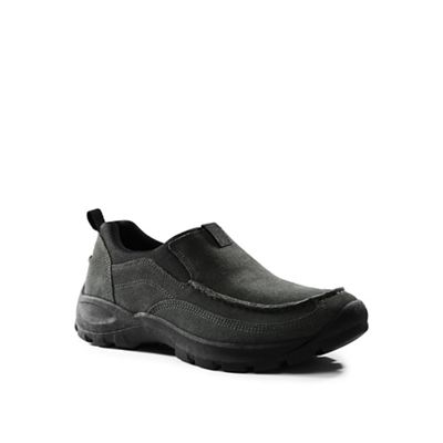 Lands' End - Grey everyday moccasins