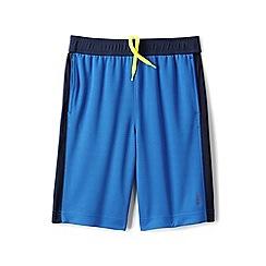 Lands' End - Blue boys' active shorts