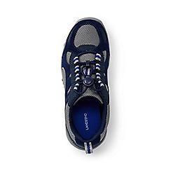 Lands' End - Kids' grey trekker shoes
