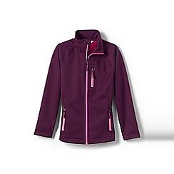 Lands' End - Red softshell jacket