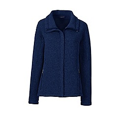 Lands' End - Blue fleece jacket