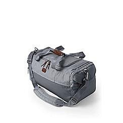 Lands' End - Grey medium everyday duffle bag